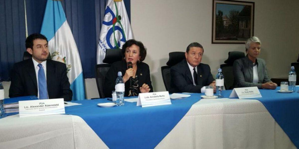 PGN anuncia compromisos entre empresas para que funcione TCQ