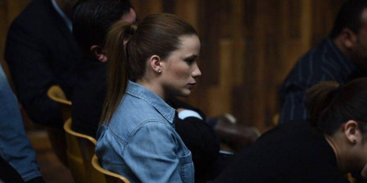 """Sala confirma la prisión a implicados en el caso """"Cooptación"""", entre ellos, Daniela Beltranena"""