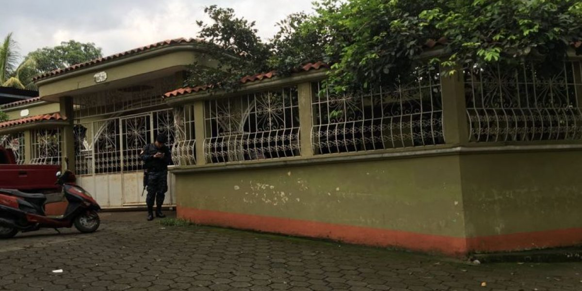 Localizan cocaína enterrada en el patio de una vivienda en San Marcos