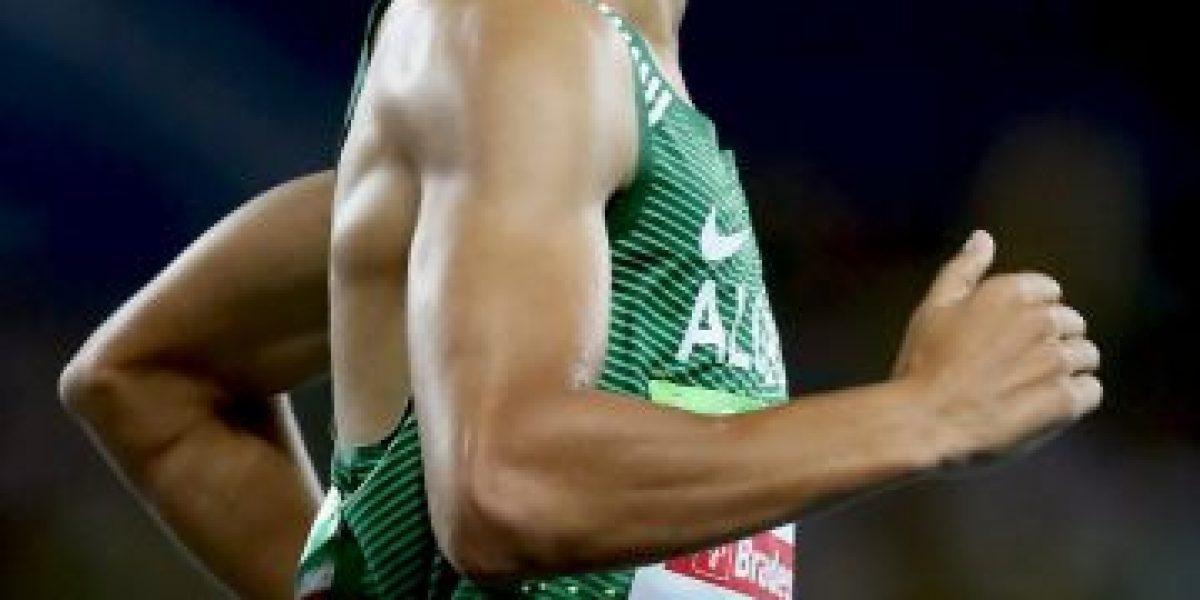 Atletas paralímpicos superan tiempo de campeón olímpico