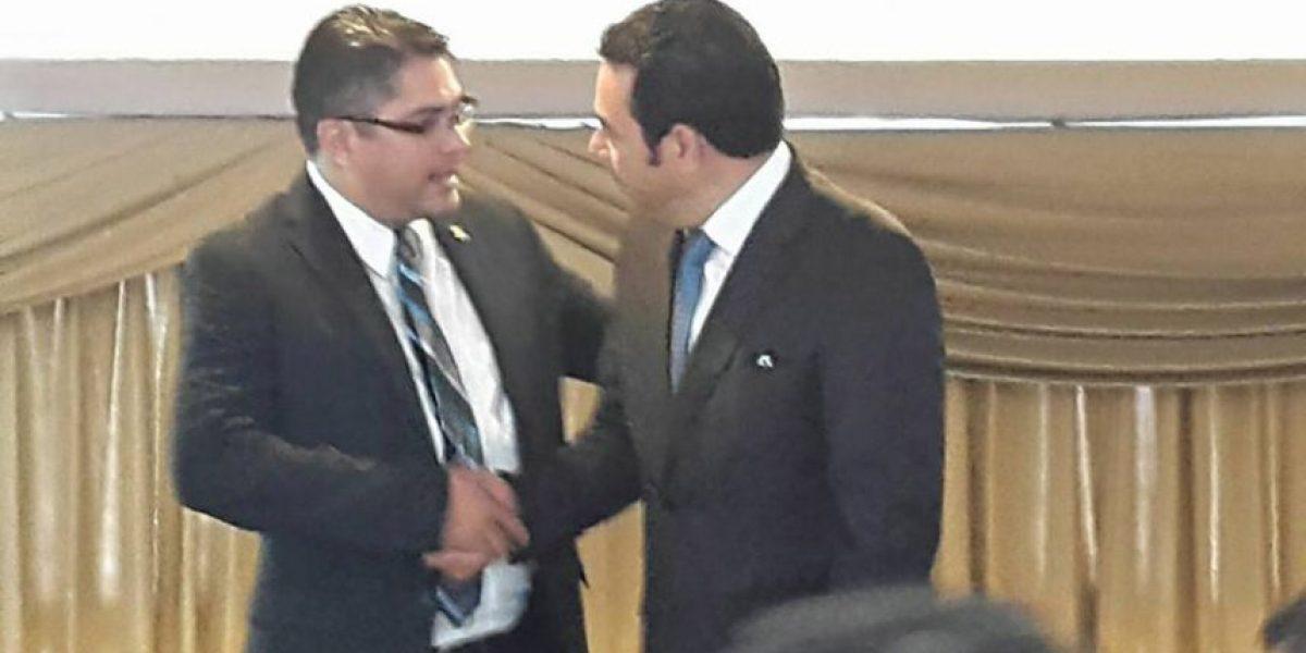 Othmar Sánchez niega ser el dueño de restaurante y admite amistad con el presidente