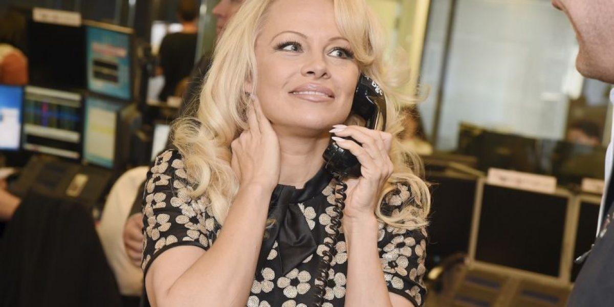 Con casi 50 años Pamela Anderson se desnudó en su nueva película