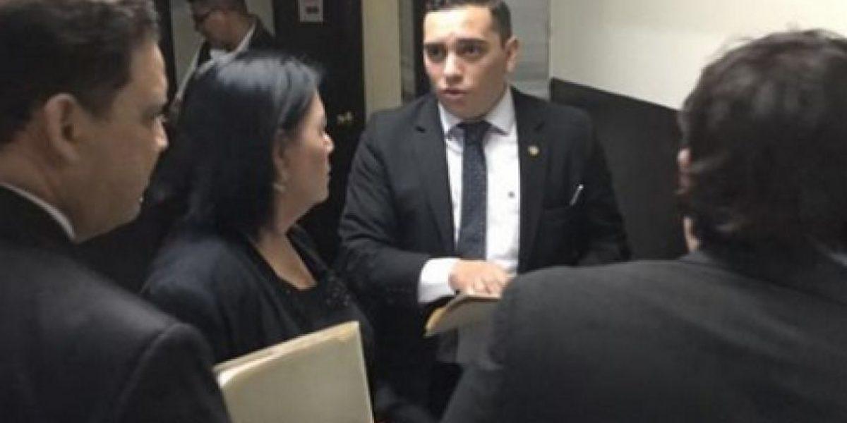 Giordano, el diputado que el presidente Morales rechazó, ahora le muestra su apoyo