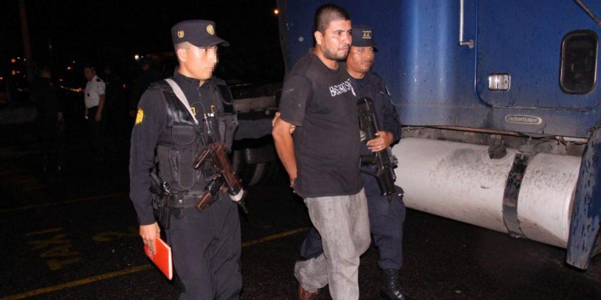 En 15 días lo han capturado dos veces por robo de furgones