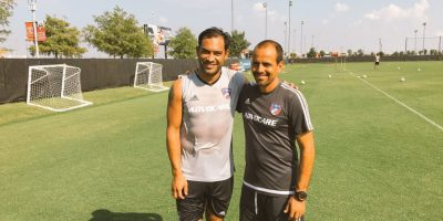 """Las primeras palabras de Carlos """"el Pescadito"""" Ruiz en su retorno al FC Dallas"""