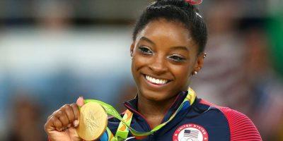 Getty Images Foto:La gimnasta cosechó cuatro oros en los Juegos Olímpicos de Río 2016