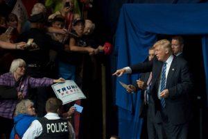 Donald Trump padece alto colesterol Foto:Getty Images