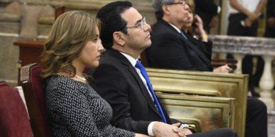 Tras escándalo del hijo, Morales y su esposa su unen más y estas imágenes lo comprueban
