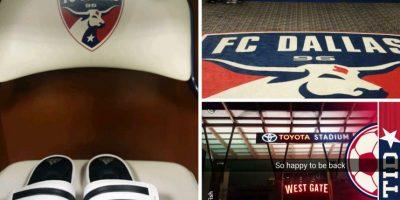 """¿Carlos """"El Pescado"""" Ruiz confirma que regresa al FC Dallas de la MLS?"""
