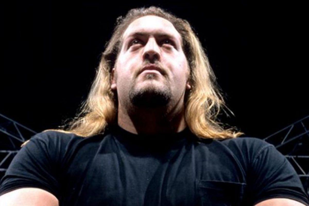WWE Foto:Big Show con una gran cabellera