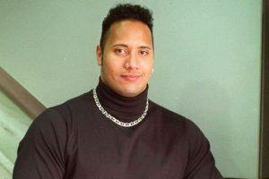 WWE Foto:La Roca en sus inicios