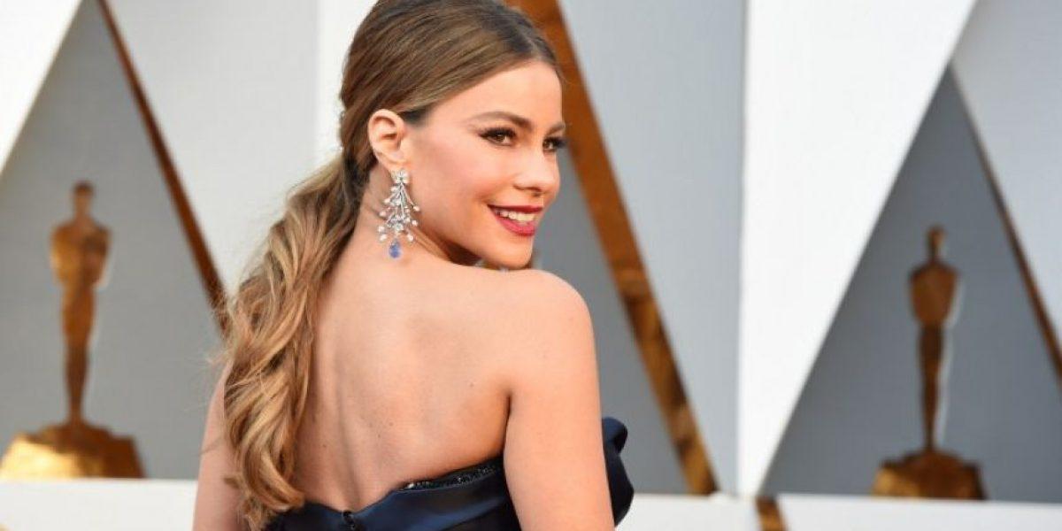 Sofía Vergara es la actriz mejor pagada de TV en el mundo, según Forbes