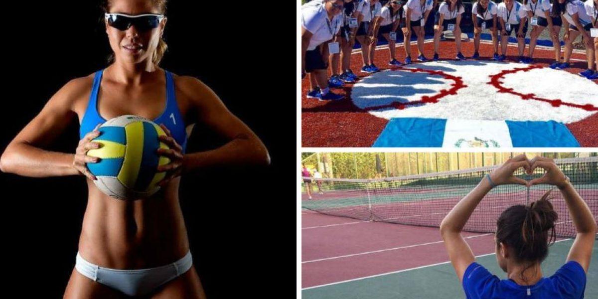 Figuras del deporte y sus originales formas de festejar a Guatemala