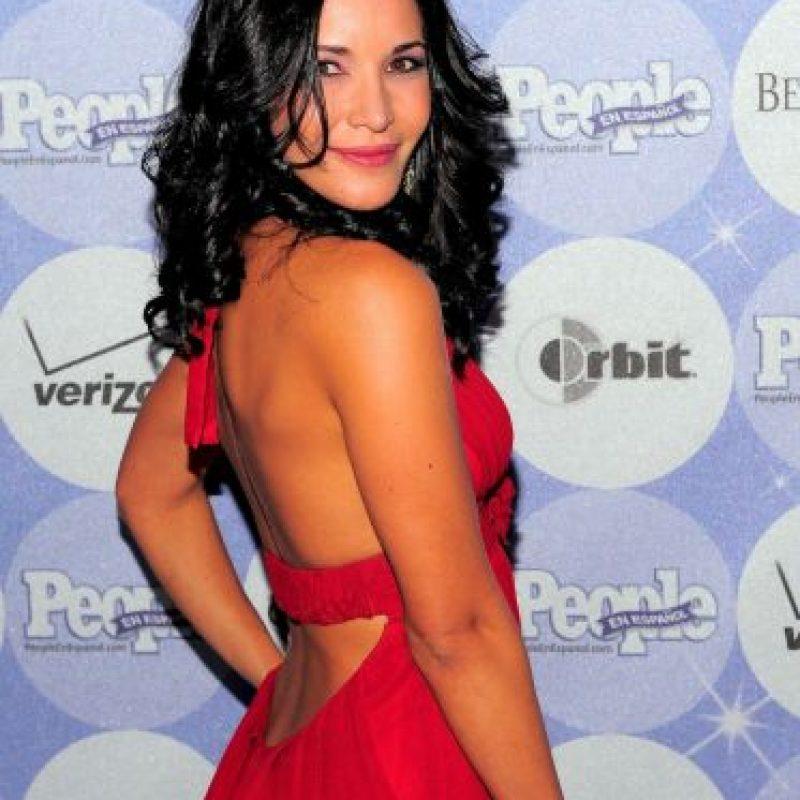 Getty Images Foto:La actriz colombiana Adriana Campos falleció en un accidente automovilístico en noviembre de 2015.