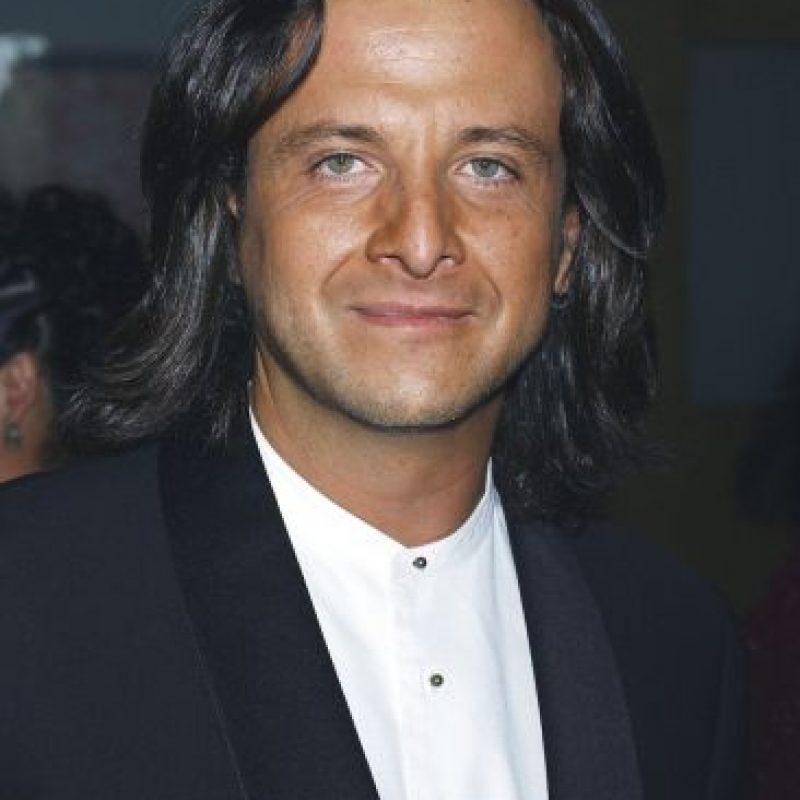 """Getty Images Foto:A Eduardo Palomo lo recordamos por su interpretación de """"Juan del Diablo"""" en """"Corazón Salvaje"""". El actor falleció en noviembre de 2003 a los 41 años debido a un infarto."""