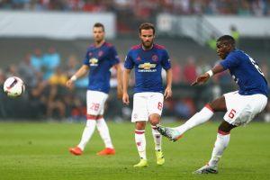Getty Images Foto:Los 120 millones que pagó el Manchester United aún no se ven invertidos.