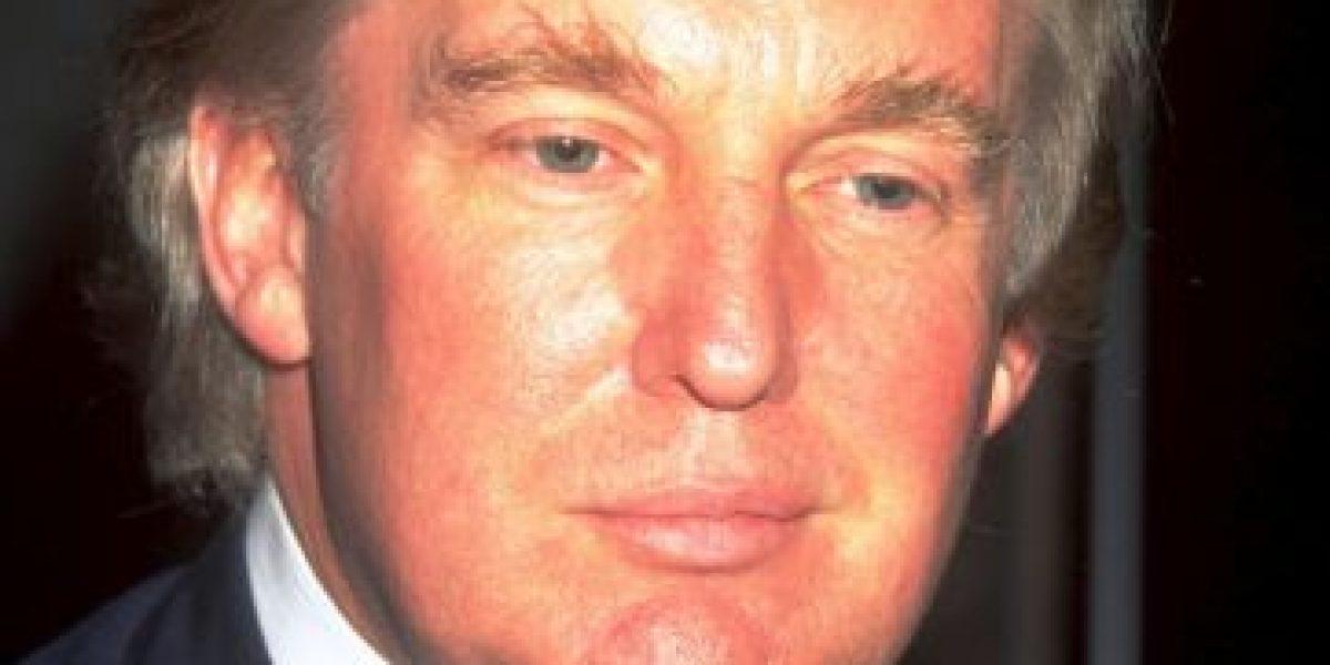 Despeinaron a Donald Trump para demostrar que su cabello es real