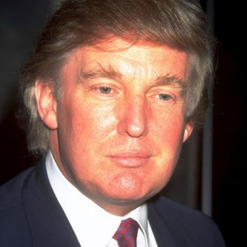 Getty Images Foto: Donald Trump en 1999