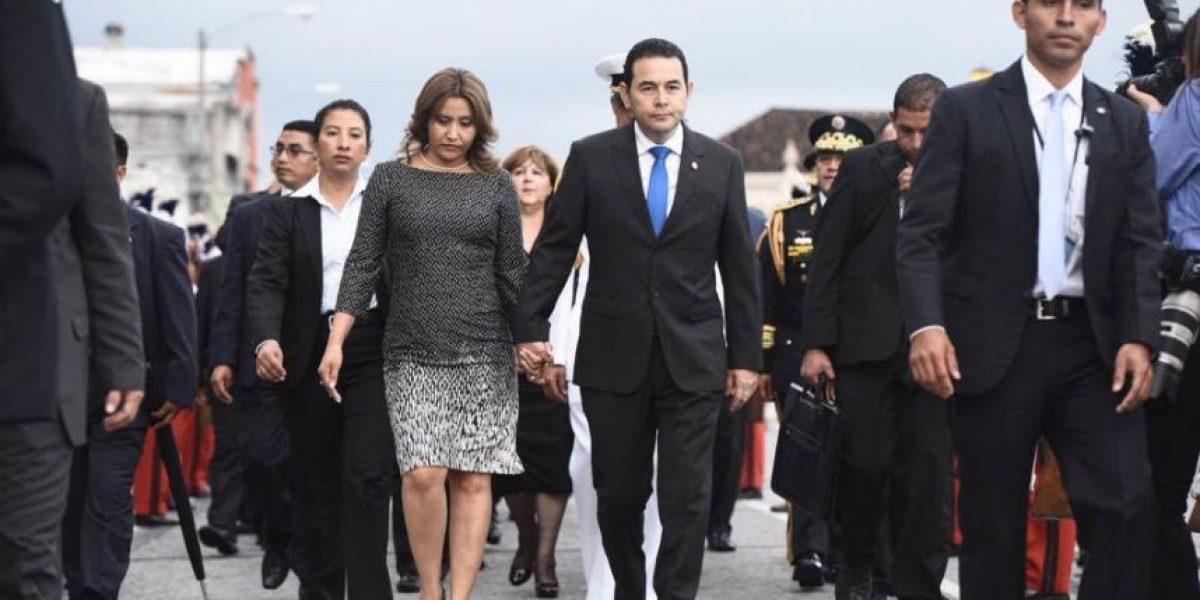 La Fiscalía solicitará audiencia en contra del hijo y el hermano del presidente Jimmy Morales