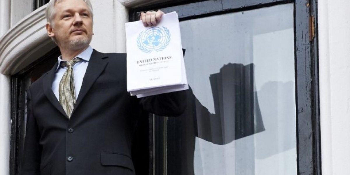 Julian Assange pierde una nueva batalla ante la justicia sueca