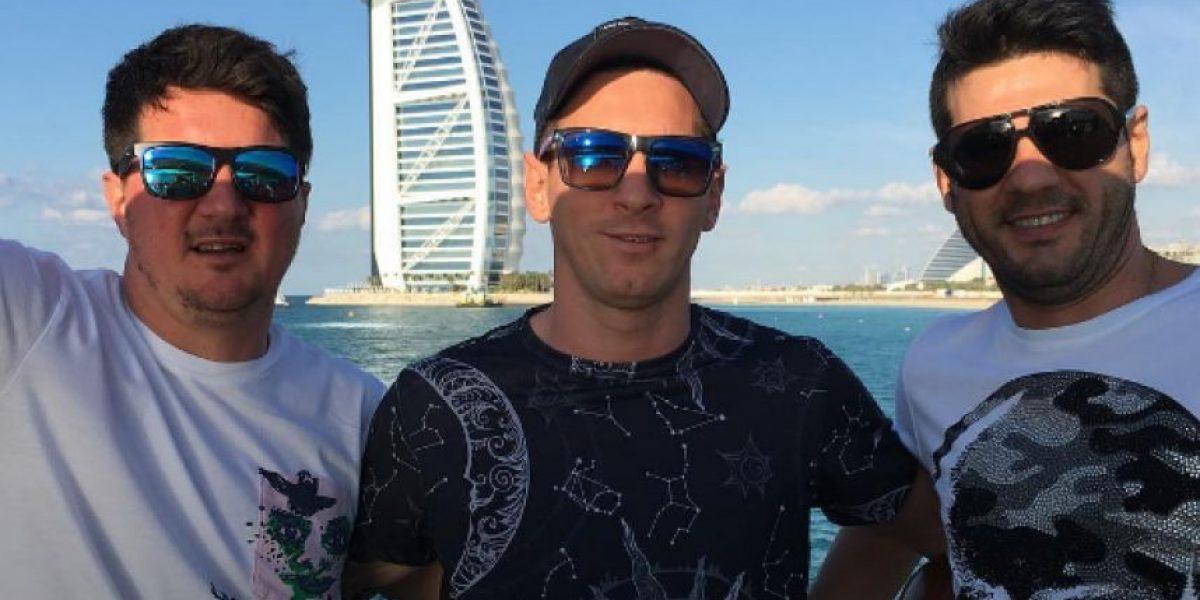 Hermano de Messi dará clases de futbol en Argentina para evitar juicio