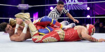 WWE Foto:Venció en la final a Gran Metalik