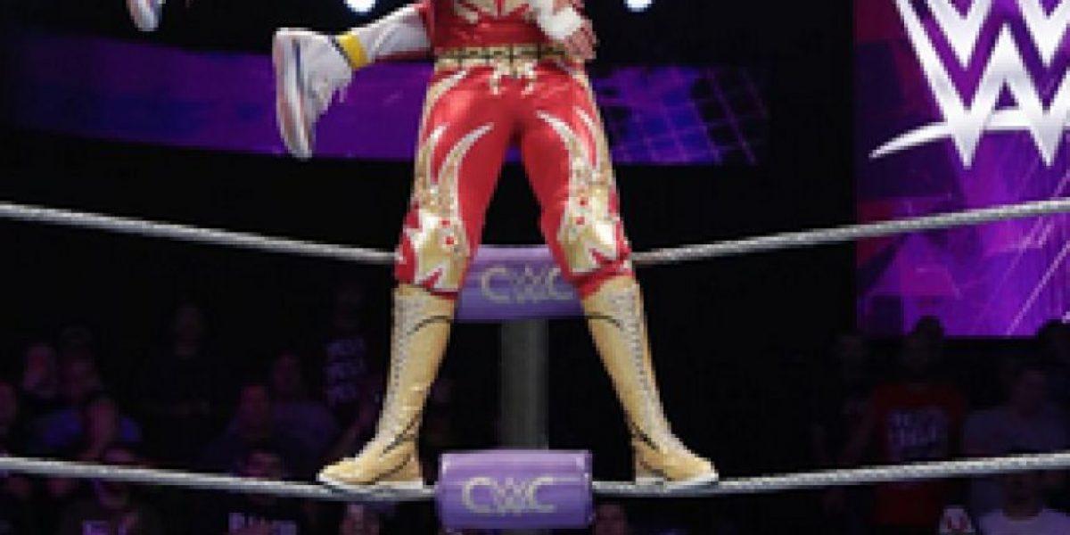 WWE: T.J. Perkins es el nuevo campeón Peso Crucero