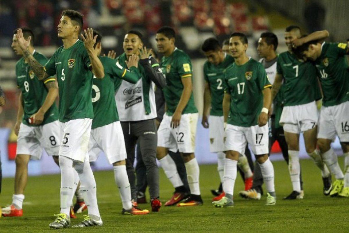 Getty Images Foto:Los bolivianos vienen de empatar con Chile y esperan mantener el nivel al enfrentar a Brasil y Venezuela.