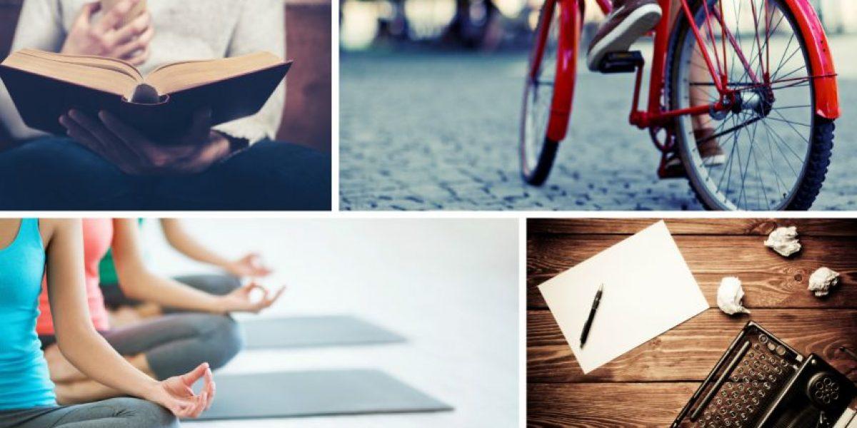 ¿Qué hacer este fin de semana? Clubes de lectura, yoga, bicicleta y más