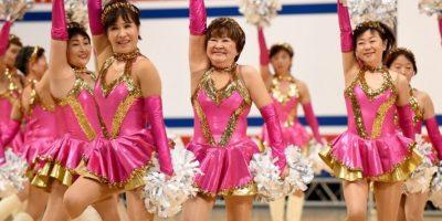 Te sorprenderá cuál es la edad mínima para integrar este grupo de cheerleaders en Japón