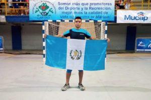 Foto:Fundación Olímpica Guatemalteca