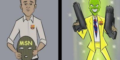 El humor se apodera de las redes tras la goleada del Barcelona