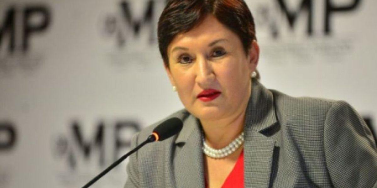 Fiscal General solamente tiene una cuenta personal en Facebook, informó el MP