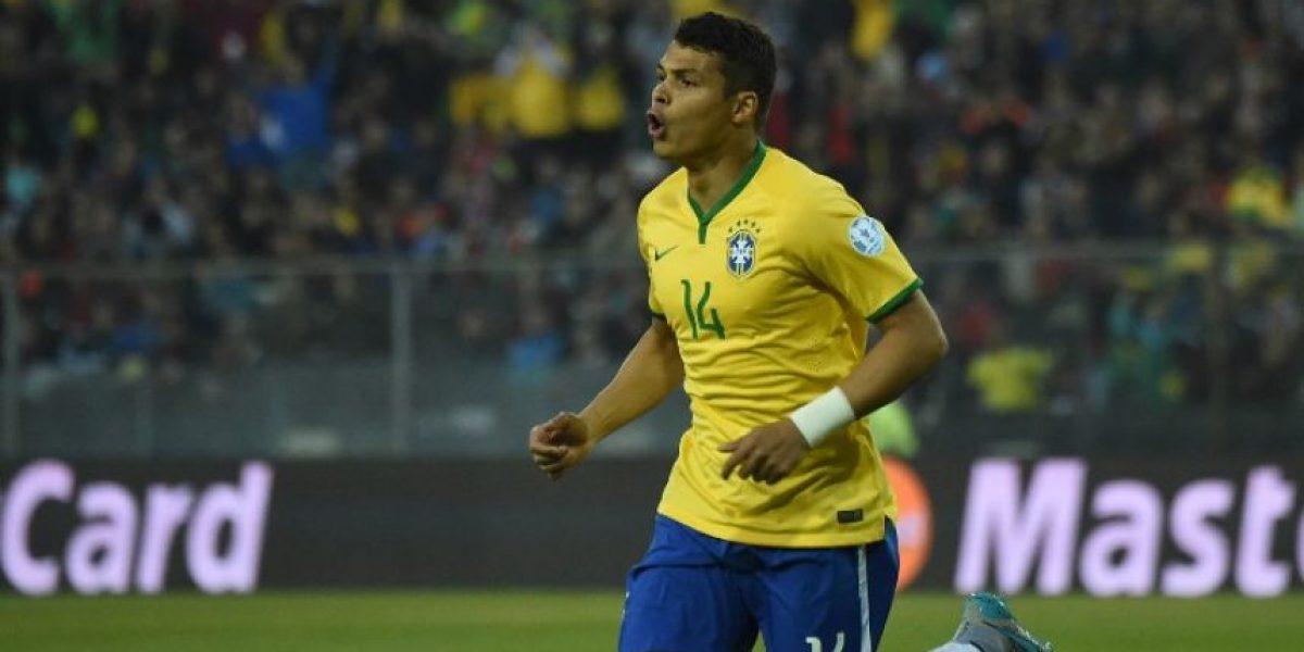 Thiago Silva vuelve a Brasil tras más de un año de destierro