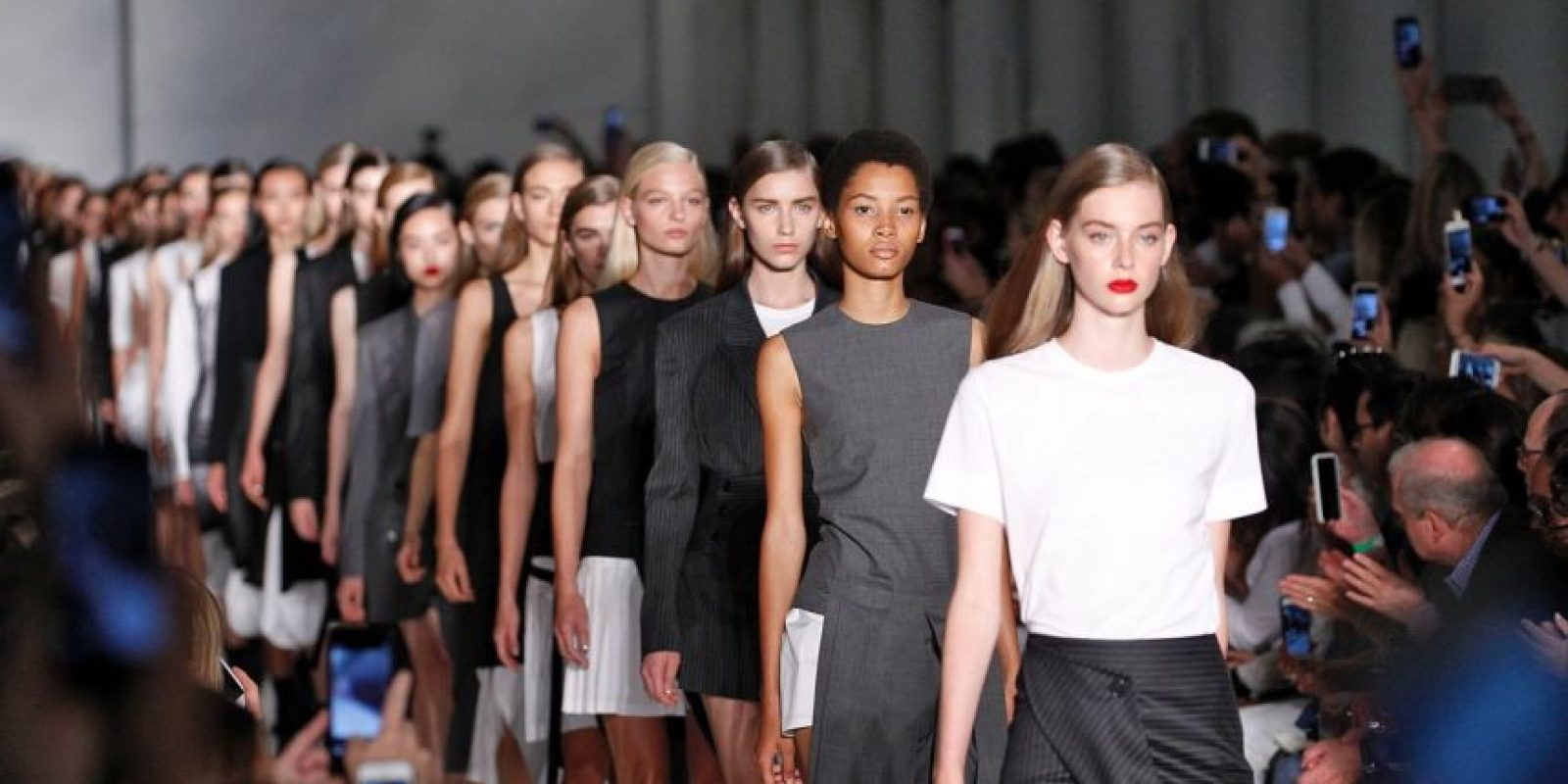 Getty Images Foto: Ahora se preparan para el London Fashion Week