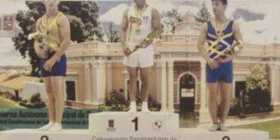 El guatemalteco que volvió a ser el mejor de América en gimnasia