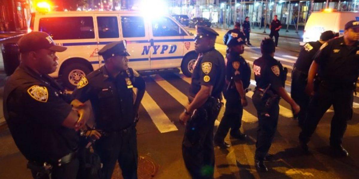 Fuerte explosión en Nueva York deja al menos 25 heridos