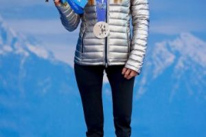 Getty Images Foto:También ha participado en los Juegos Paralímpicos de Invierno de Sochi 2014 y en los Paralímpicos de Londres 2012.