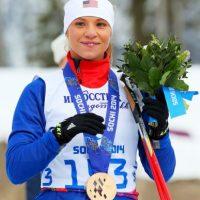 Getty Images Foto:Practica ciclismo, remo, esquí de fondo y biatlón.