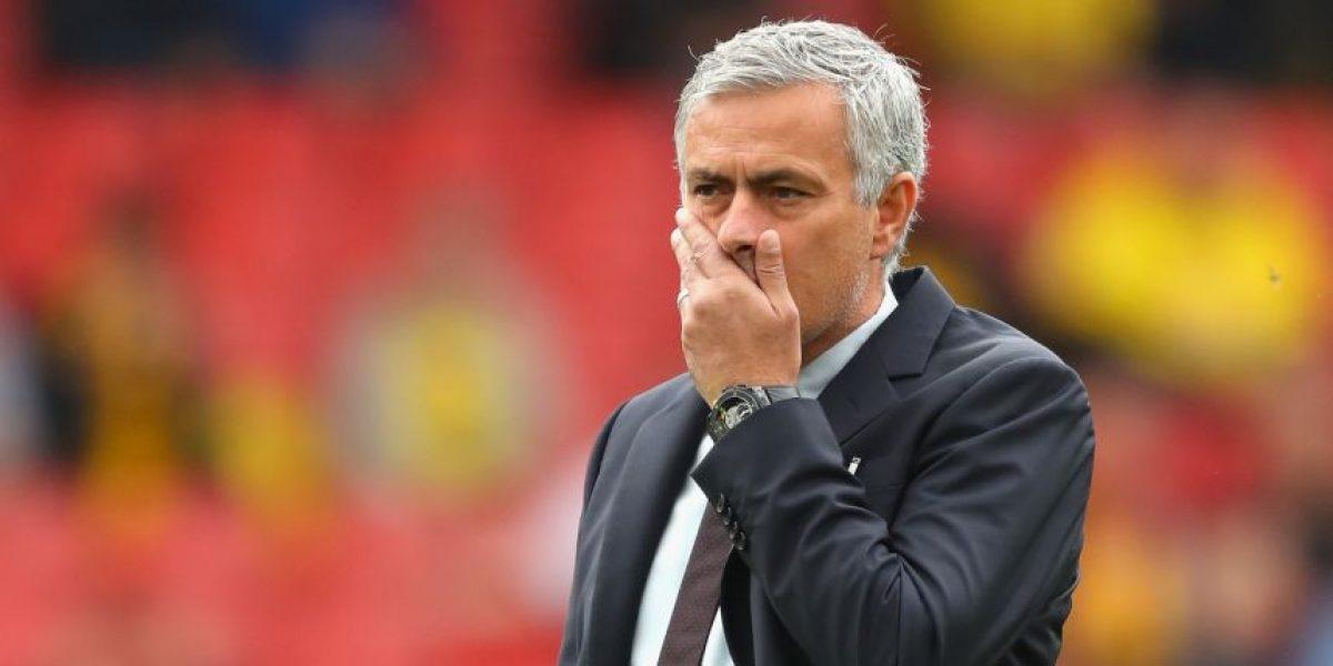 Le llueven burlas a Mourinho por mal paso con el Manchester United