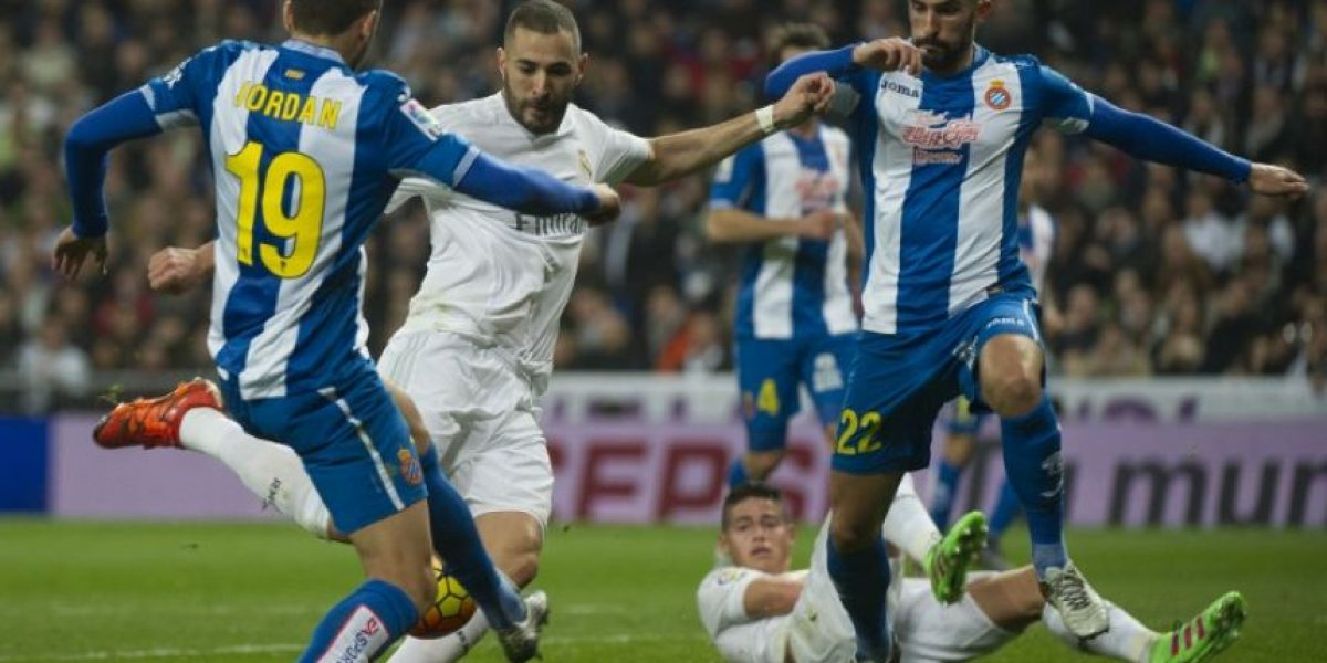 Sin Cristiano y sin Bale, el Real Madrid recibe al Espanyol