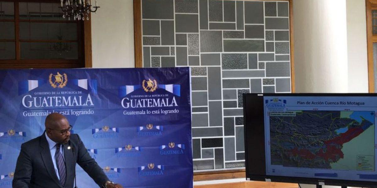 Al menos cuatro ministerios se han involucrado en las acciones contra la contaminación en el río Motagua