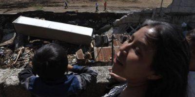 Evacuación y búsqueda de terrenos para traslados se contemplan para habitantes de tres zonas de riesgo