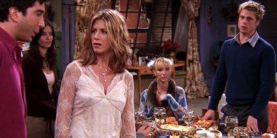 """Revelan por qué Rachel de """"Friends"""" exponía sus atributos delanteros"""