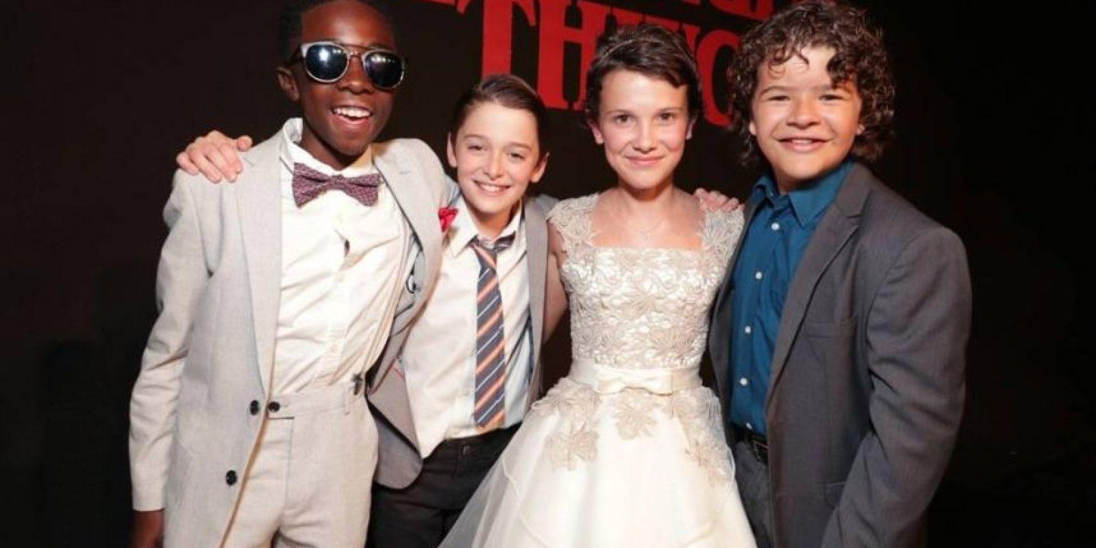 Netflix Foto:El actor reveló cómo vive la enfermedad congénita que afecta sus dientes