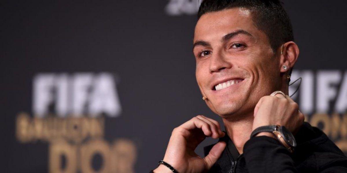 ¿Es ella la nueva novia de Cristiano Ronaldo?