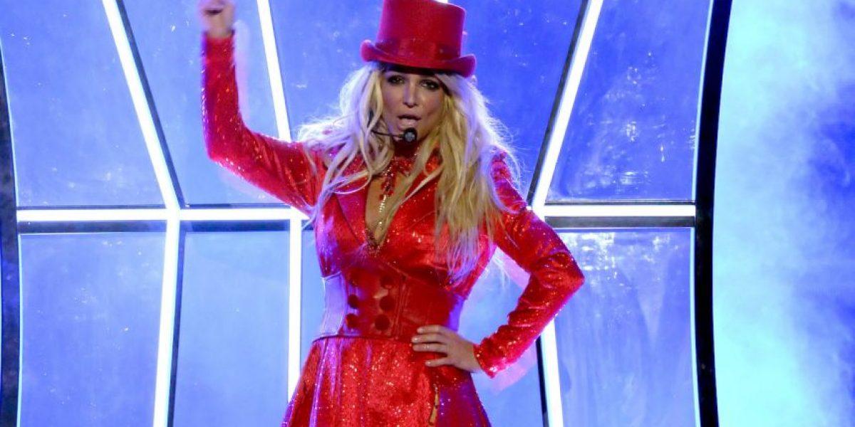 Britney Spears enciende Instagram con sensual baile