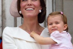 Getty Images Foto: 4. Princesa Charlotte
