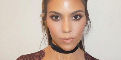Kourtney Kardashian sufre vergonzosa falla de vestuario