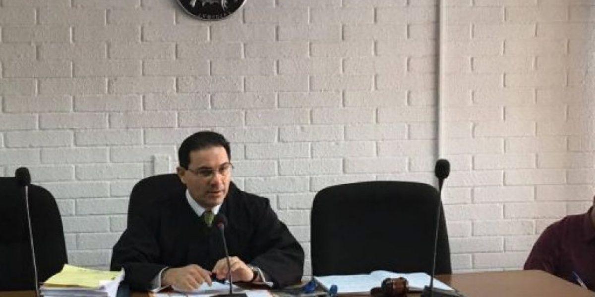 Defensa de Otto Pérez logra separar a juez de extinción de dominio que conoce sus casos